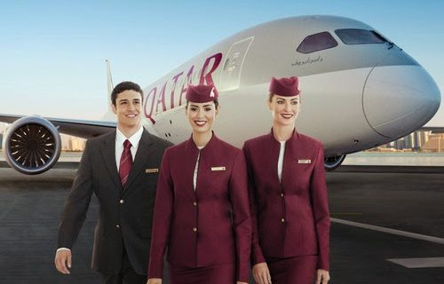 Qatar Airways Cabin Crew Recruitment-Mar 2019 (SIN)