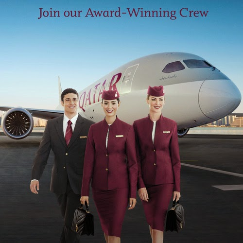 Qatar airways flight attendant recruitment jun 2018 sin essential advisory company - Qatar airways paris office ...