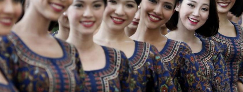 Singapore Airlines Cabin Crew Recruitment – Aug 2018