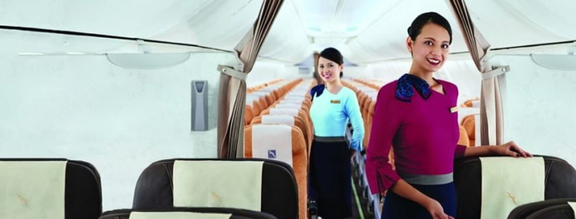 SilkAir Flight Attendant Recruitment – May 2018