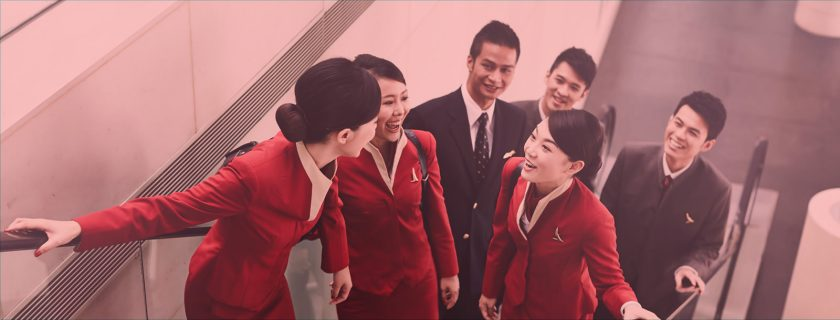Cathay Pacific Airways Flight Attendant Recruitment – Mar2018