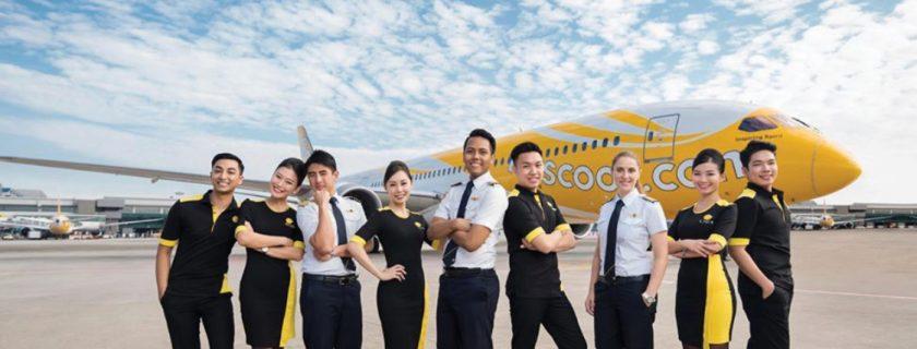 Scoot Air Flight Attendant Recruitment – Dec2018 (MYS)