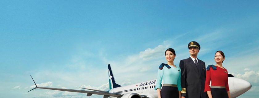 Silk Air Flight Attendant Recruitment – Oct 2018 (SIN)