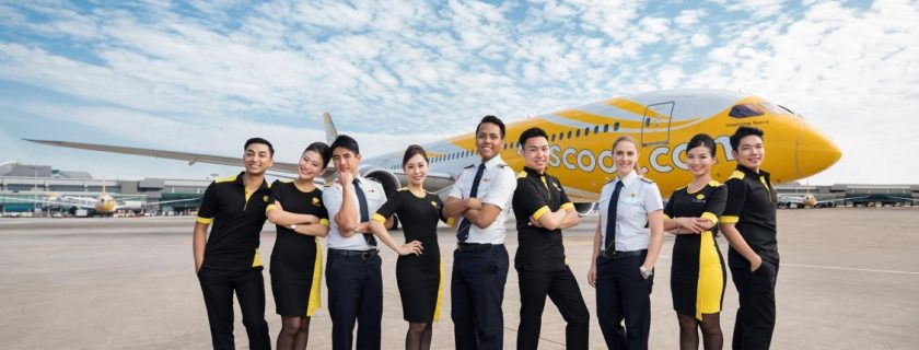 Scoot Air Flight Attendant Recruitment – Aug 2018 ( MYS)
