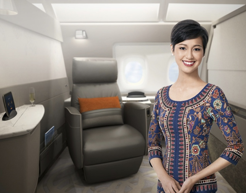 Singapore Airlines Flight Attendant Recruitment-May 2019