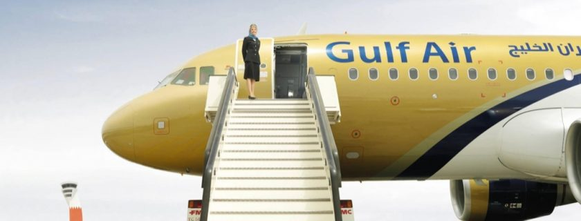 Gulf Air Flight Attendant Recruitment – 2018