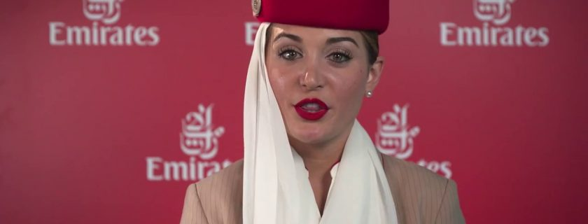 Emirates Airlines Cabin Crew Recruitment – Jan 2018 (Open to all Nationalities)