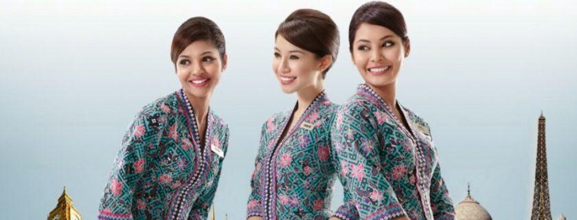 Malaysia Airlines Flight Stewardess Recruitment – Apr 2018